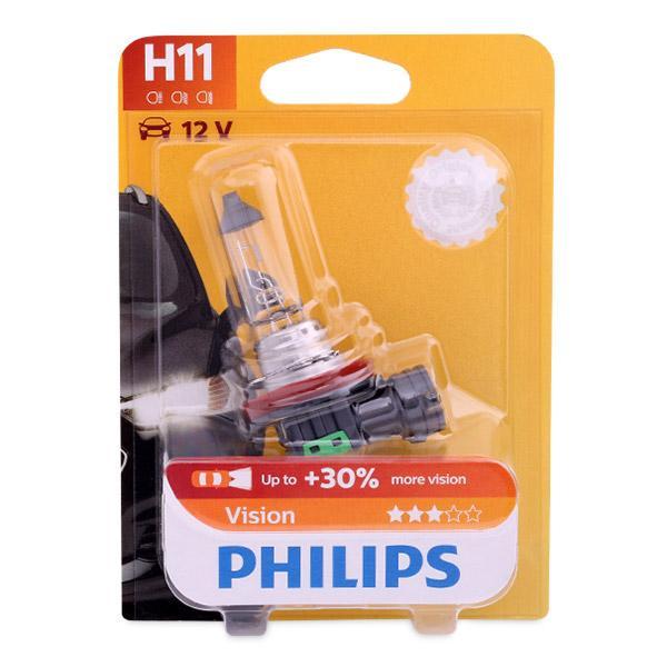 Pieces detachees PEUGEOT ION 2013 : Ampoule, projecteur longue portée PHILIPS 12362PRB1 - Achetez tout de suite!