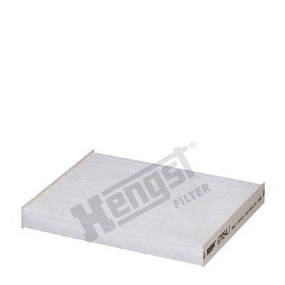 6248310000 HENGST FILTER Pollenfilter Breite: 209mm, Höhe: 25mm, Länge: 163mm Filter, Innenraumluft E3954LI günstig kaufen
