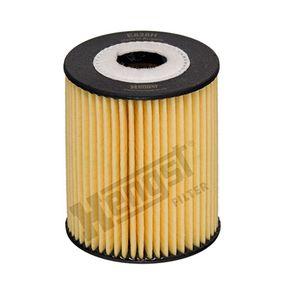 2609130000 HENGST FILTER Filtereinsatz Innendurchmesser 2: 27,0mm, Ø: 66,0mm, Höhe: 83,0mm Ölfilter E828H D292 günstig kaufen
