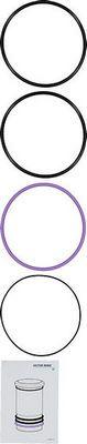 R32134-00 GLASER O-Ring Set, cylinder sleeve: buy inexpensively