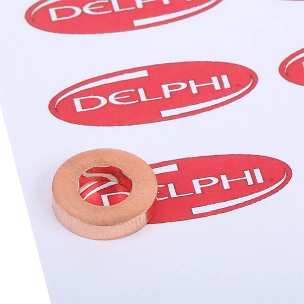Dichtung Zylinderkopfhaube RENAULT Twingo II Kasten / Schrägheck (CNO_) 2014 - DELPHI 9001-850C ()