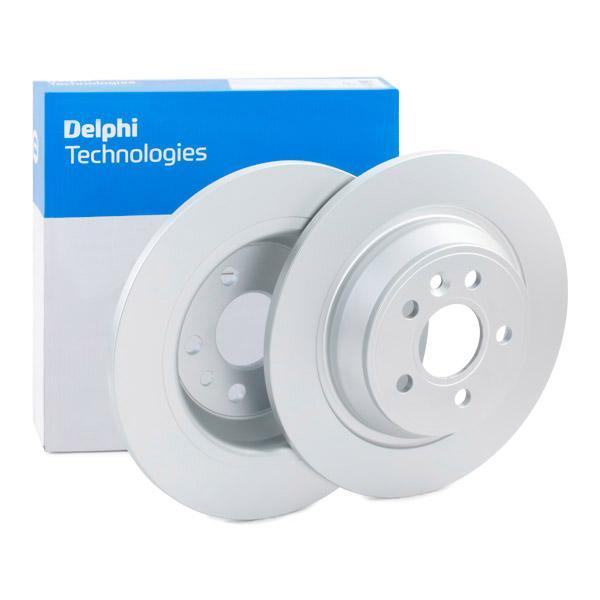 Bremsscheibe DELPHI BG4063C Bewertungen