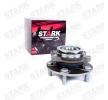 Hjullagersats SKWB-0180554 som är helt STARK otroligt kostnadseffektivt