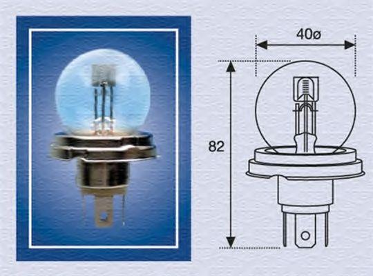 008952100000 MAGNETI MARELLI Glühlampe, Fernscheinwerfer für MAN online bestellen