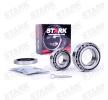 Hjulnav SKWB-0180676 som är helt STARK otroligt kostnadseffektivt