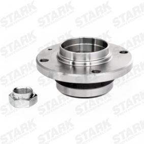 SKWB-0180686 STARK Bakaxel, båda sidor Ø: 128mm, Innerdiameter: 25mm Hjullagerssats SKWB-0180686 köp lågt pris