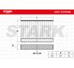 Innenraumfilter SKIF-0170199 Megane III Grandtour (KZ) 1.5 dCi 110 PS Premium Autoteile-Angebot
