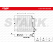 Renault WIND STARK Innenraumluftfilter SKIF-0170249