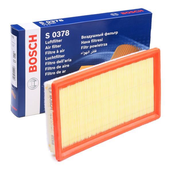 Buy original Air filter BOSCH F 026 400 378