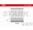 Kupeluftfilter SKIF-0170271 STARK — bara nya delar