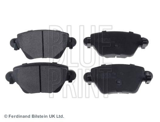 23557 BLUE PRINT Hinterachse Breite: 51,9mm, Dicke/Stärke 1: 16,2mm Bremsbelagsatz, Scheibenbremse ADJ134236 günstig kaufen