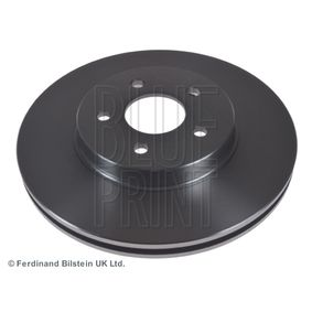 ADJ134356 BLUE PRINT Vorderachse, Innenbelüftet, beschichtet Ø: 300,0mm, Bremsscheibendicke: 24mm Bremsscheibe ADJ134356 günstig kaufen