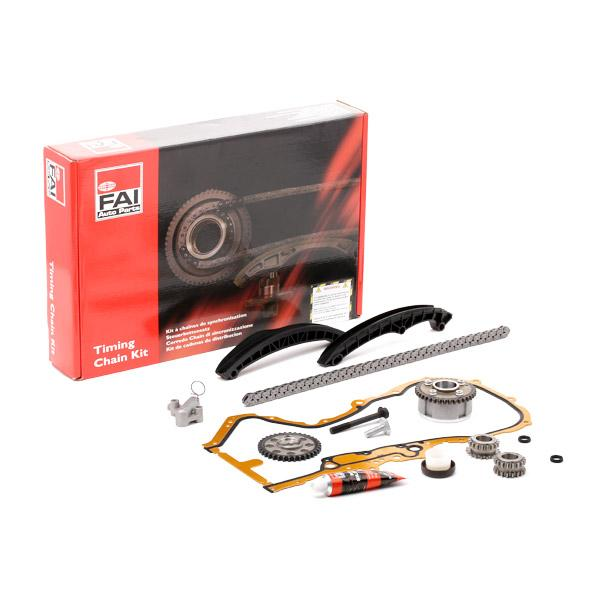 Volkswagen EOS 2011 Belts, chains, rollers FAI AutoParts TCK211VVT: with gaskets/seals, with gear, Low-noise chain, Simplex