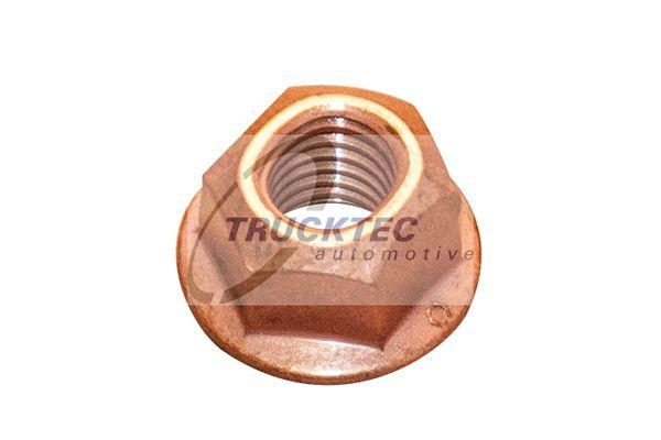 TRUCKTEC AUTOMOTIVE: Original Montagesatz Endschalldämpfer 02.16.047 ()