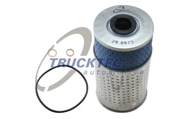 Motorölfilter TRUCKTEC AUTOMOTIVE 02.18.031