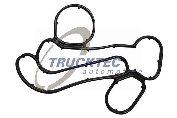 Oil cooler gasket 02.18.073 TRUCKTEC AUTOMOTIVE — only new parts