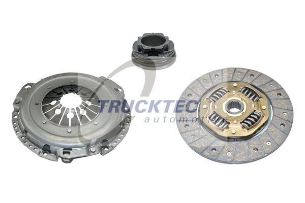 Clutch kit 02.23.141 TRUCKTEC AUTOMOTIVE — only new parts