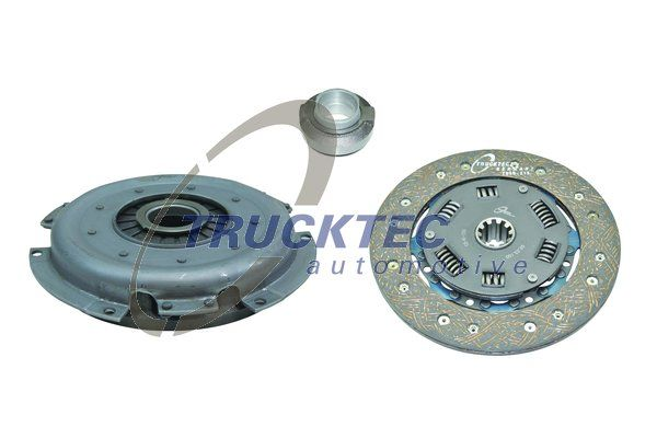 Clutch kit 02.23.163 TRUCKTEC AUTOMOTIVE — only new parts
