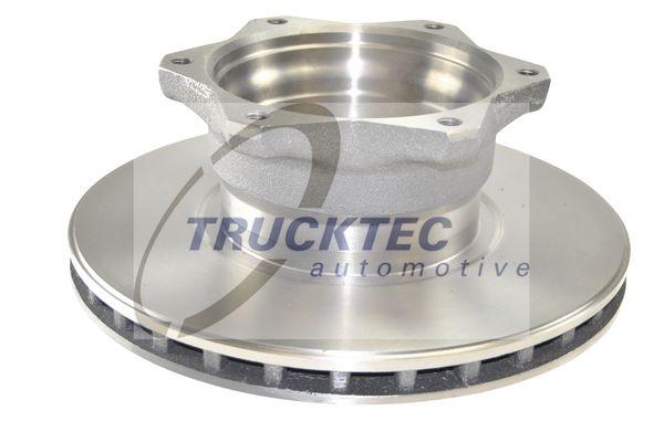 02.35.059 TRUCKTEC AUTOMOTIVE Bremsscheibe billiger online kaufen