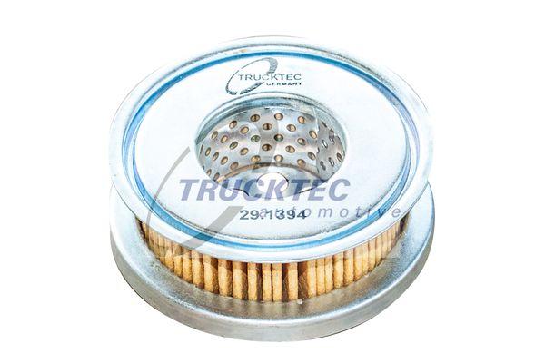 TRUCKTEC AUTOMOTIVE Filtro hidráulico, dirección 02.37.011