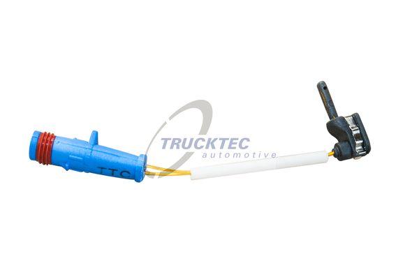TRUCKTEC AUTOMOTIVE Contact d'avertissement, usure des plaquettes de frein 02.42.358