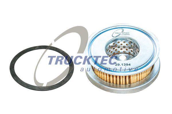 TRUCKTEC AUTOMOTIVE Filtro hidráulico, dirección 02.43.072