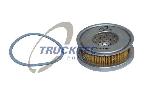 TRUCKTEC AUTOMOTIVE Filtro hidráulico, dirección 02.43.073