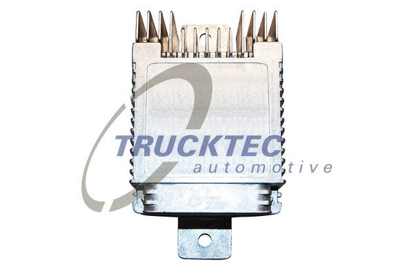 TRUCKTEC AUTOMOTIVE: Original Relais, Kühlerlüfternachlauf 02.58.382 ()