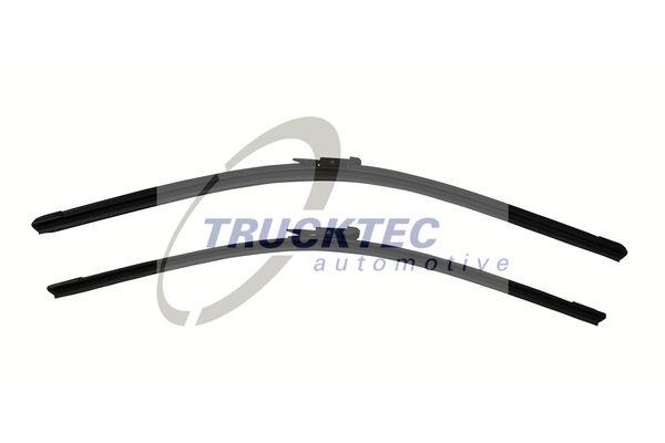 OE Original Heckscheibenwischer 02.58.408 TRUCKTEC AUTOMOTIVE