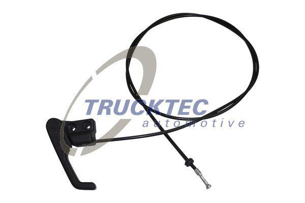 02.60.549 TRUCKTEC AUTOMOTIVE Griff, Motorhaubenentriegelung 02.60.549 günstig kaufen