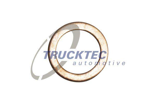 TRUCKTEC AUTOMOTIVE: Original Ölablaßschraube 02.67.048 (Dicke/Stärke: 1,5mm, Ø: 20mm, Innendurchmesser: 14mm)
