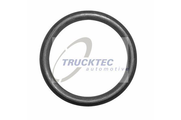 Origine Joint d'étanchéité boîtier de filtre à huile TRUCKTEC AUTOMOTIVE 08.10.039 ()