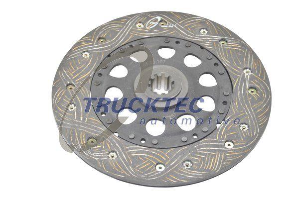 TRUCKTEC AUTOMOTIVE: Original Kupplungsscheibe 08.23.107 ()