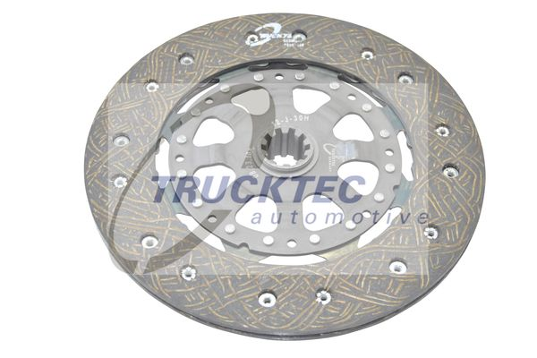 Clutch disc 08.23.108 TRUCKTEC AUTOMOTIVE — only new parts