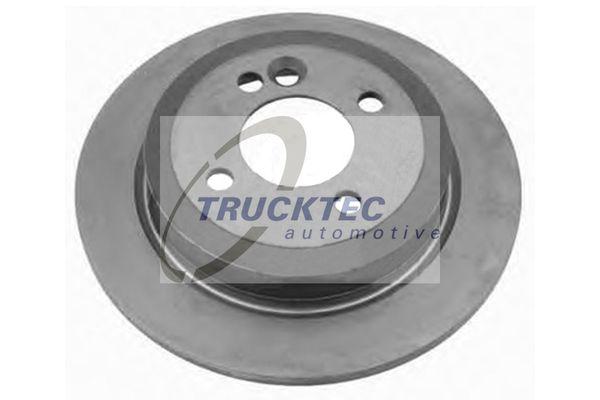 TRUCKTEC AUTOMOTIVE Bremsscheibe 08.34.116