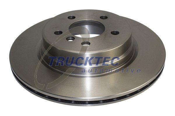 TRUCKTEC AUTOMOTIVE Brake Disc 08.34.153