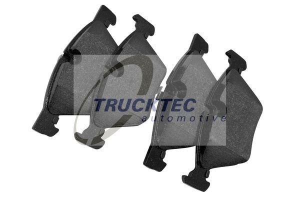 08.35.047 TRUCKTEC AUTOMOTIVE Vorderachse Bremsbelagsatz, Scheibenbremse 08.35.047 günstig kaufen