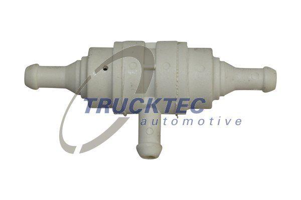 VW 1500/1600 1968 Verbindungsstück, Waschwasserleitung - Original TRUCKTEC AUTOMOTIVE 08.42.021