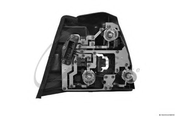 Componenti luce posteriore 08.58.106 TRUCKTEC AUTOMOTIVE — Solo ricambi nuovi