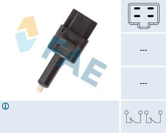 24599 FAE Pol-Anzahl: 4-polig Bremslichtschalter 24599 günstig kaufen