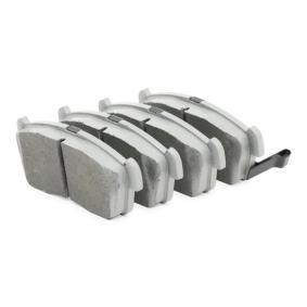 50-08-809 Bremsbelagsatz ASHIKA - Markenprodukte billig