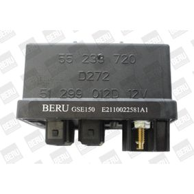 GSE150 Control Unit, glow plug system BERU GSE150 - Huge selection — heavily reduced