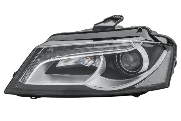 Buy Headlamps HELLA 1LL 009 648-411 Left-hand/Right-hand Traffic: for left-hand traffic, Vehicle Equipment: for vehicles without bend lighting