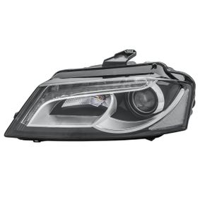 E12515 HELLA Left, D3S (Gas Discharge Lamp), PS19W, PSY24W, W5W, with motor for headlamp levelling, without glow discharge lamp, without ballast, Bi-Xenon, LED, with bulb Left-hand / Right-hand Traffic: for left-hand traffic, Vehicle Equipment: for vehicles without bend lighting Headlight 1LL 009 648-411 cheap