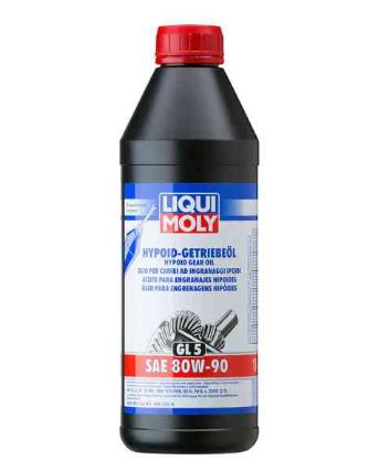 LIQUI MOLY: Original Getriebeöl und Verteilergetriebeöl 4406 (API GL-5, MIL-L 2105 C, MIL-L 2105 D, ZF 002053, ZF TE-ML 16B, ZF TE-ML 17B, ZF TE-ML 19B, ZF TE-ML 21A)