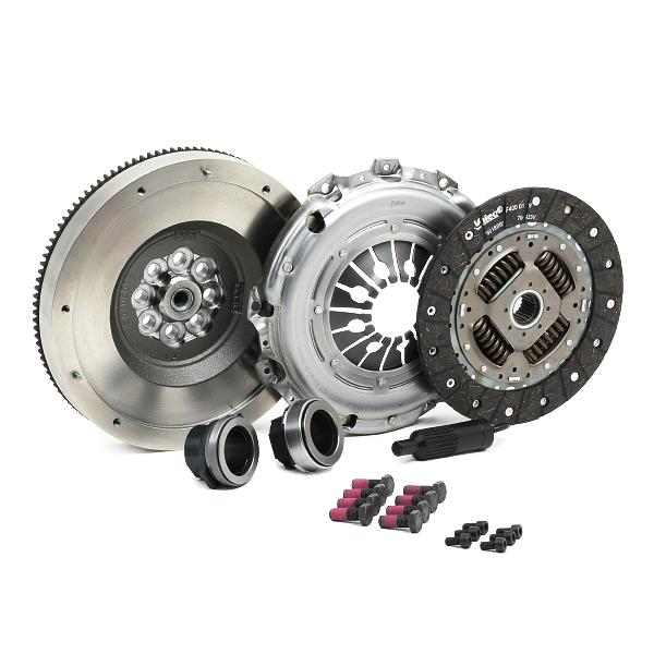 835167 Replacement clutch kit VALEO 835167 - Huge selection — heavily reduced