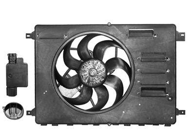 VAN WEZEL: Original Kühlerventilator 1881746 ()