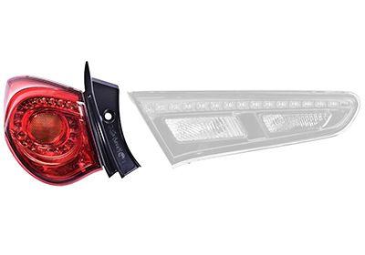 Buy original Tail lights VAN WEZEL 0113931