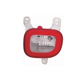 1607930 VAN WEZEL ohne Lampenträger Rückfahrleuchte 1607930 günstig kaufen