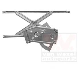 4377261 VAN WEZEL vorne links, Betriebsart: elektrisch, ohne Elektromotor Türenanz.: 4/5 Fensterheber 4377261 günstig kaufen
